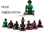 MINIFIGURES-CUSTOM-LEGO-MINIFIGURE-AVENGERS-MARVEL-SUPER-EROI-BATMAN-X-MEN miniatuur 80