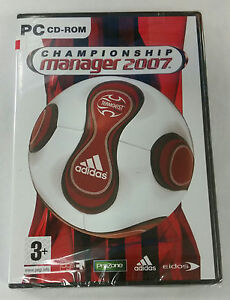Details About Championship Manager 2007 Pc 2006 Uk Import