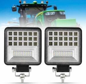 2Pcs-LED-Work-Light-4-Inch-80W-Flood-LED-Light-Bar-for-Tractor-4WD-Truck-ATV-UTV