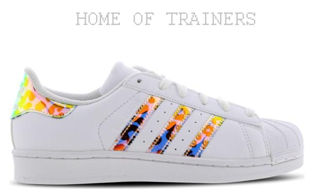 Adidas Originals Men's Superstar Shoe (WhiteBlack, Size 5.5 UK)
