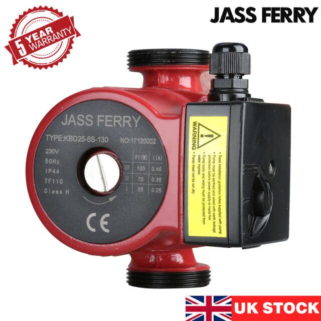 Jass Ferry Circulating Pump Water Circulation Central Heating System ...