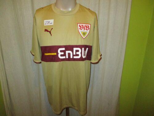 VfB Stuttgart Puma Ausweich Deutscher Meister Trikot 2006/07 EnBW Gr.XL