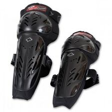 UFO Adult knee pads Motocross protection off road shin guards LTD Edition Black