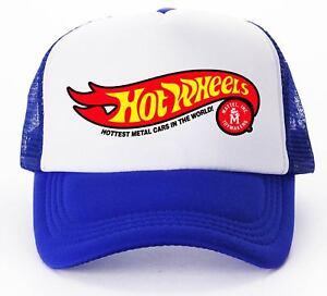 Hotwheel-Baseball-Trucker-Cap