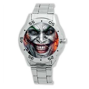 The-Joker-from-Batman-Watch-Stainless-Steel-Artistic-Design-Comic-Heath-Ledger