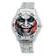 The-Joker-from-Batman-Watch-Stainless-Steel-Artistic-Design-Comic-Heath-Ledger thumbnail 1