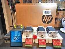 Gecko G201X Drivers, 3 Nema 34 1700oz, 72v 16.5a power Supply, HP Cam System