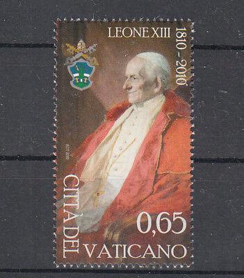 200 G 009 Vatikan 2010 **/mnh Geburtstag Von Papst Leo Xiii Durch Wissenschaftlichen Prozess