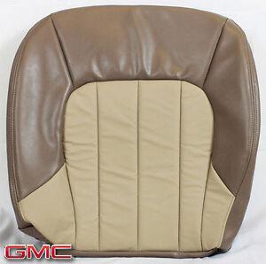 04 05 gmc envoy slt driver side bottom replacement leather. Black Bedroom Furniture Sets. Home Design Ideas