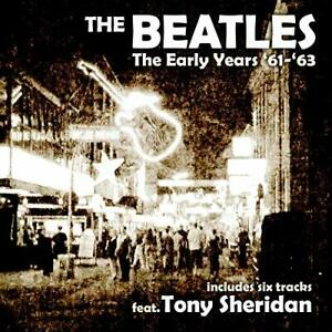 THE-BEATLES-THE-EARLY-YEARS-039-61-039-63-CD-NEW