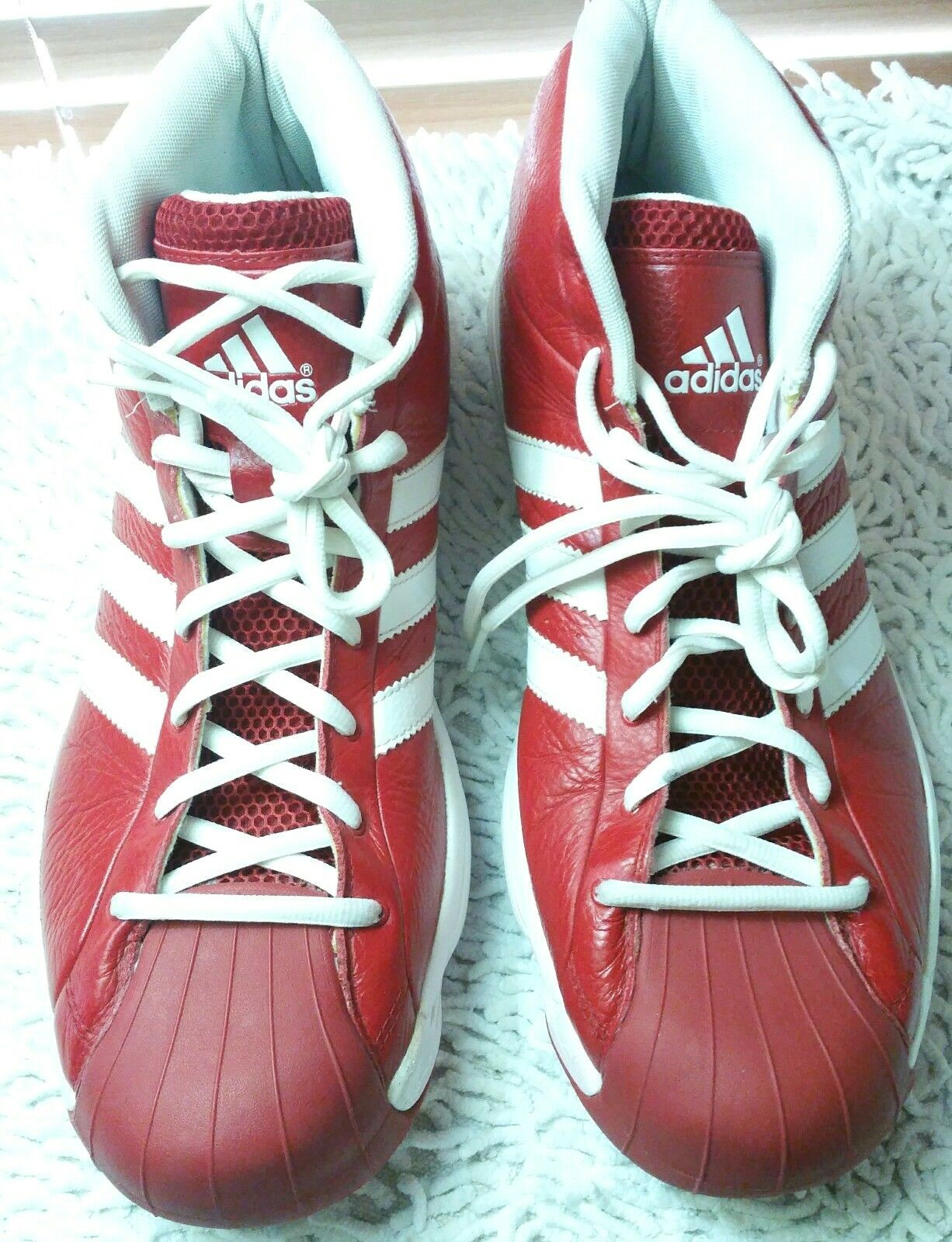 1a8e2caf2707 Adidas Mens Mens Mens Pro Model G21370 Basketball Shoes Size17 c23768