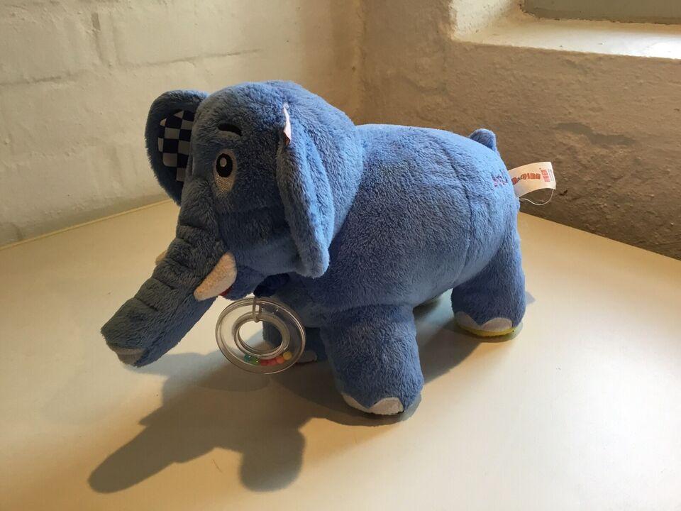Bodil elefant, KREA