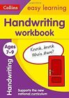 Handwriting Workbook Ages 7-9: New edition (Collins Easy Learning KS2) by Collins Easy Learning (Paperback, 2015)
