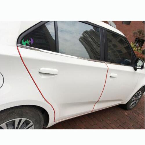1PC 16FT//5M Car Door Edge Trim Molding Rubber Seal Strip Scratch Guard Protector