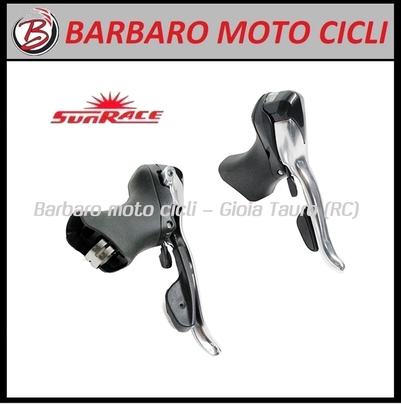 Levers Brake with Control Shifter Integrated 9 Speeds Bike Racing Bicycle