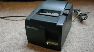 Details about Star TSP100 Thermal POS Receipt Printer TSP w power cord &  USB cable