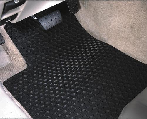 Intro-Tech Hexomat Car Floor Mats Carpet Front Rear For TOYOTA 12-15 Prius