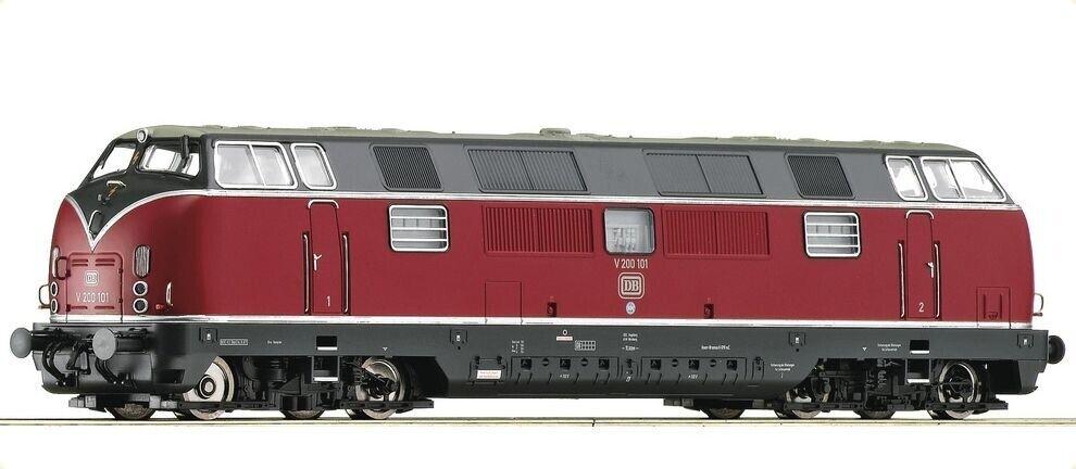 Roco 68844 DB diesellok V 200 101 época III ac-pista digital h0 1 87 - nuevo