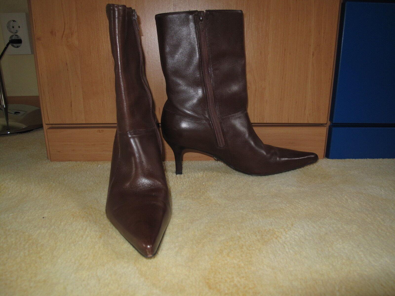 Buffalo Schuhe - Stiefel - Stiefelette - Gr37 - Braun ODER Schwarz