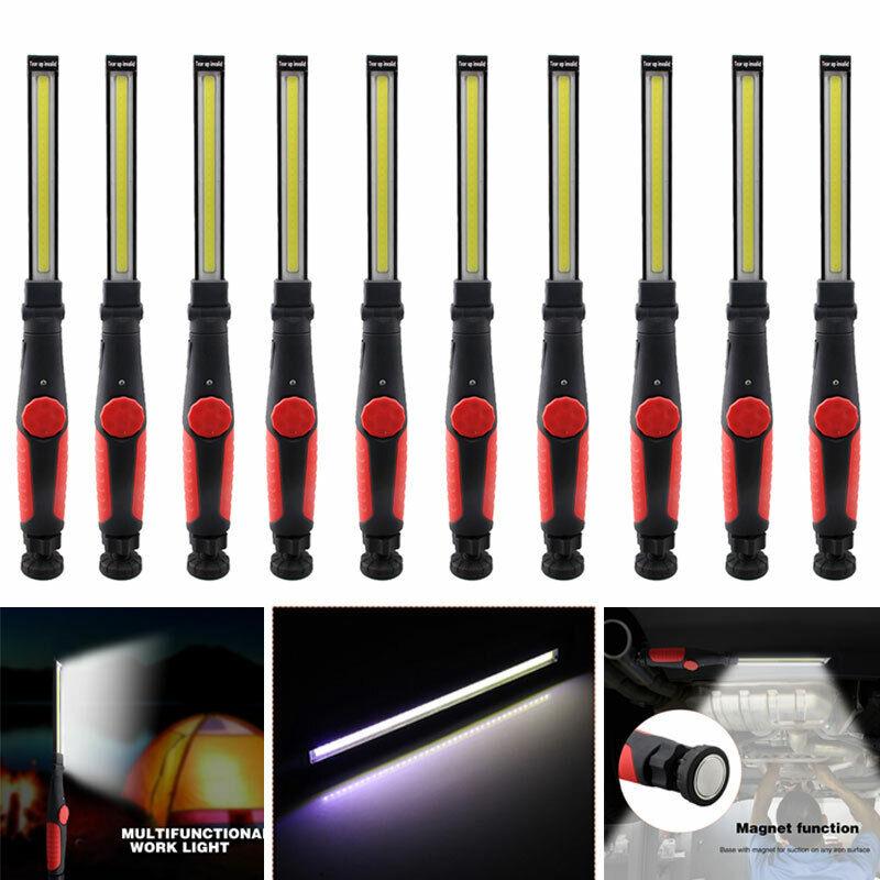 COB FLESSIBILE STRISCE LED foglio per batteria Inspection TORCIA LUCE TORCIA W