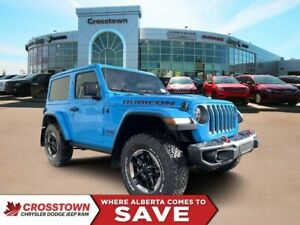2021 Jeep Wrangler Rubicon | Cold Weather Group