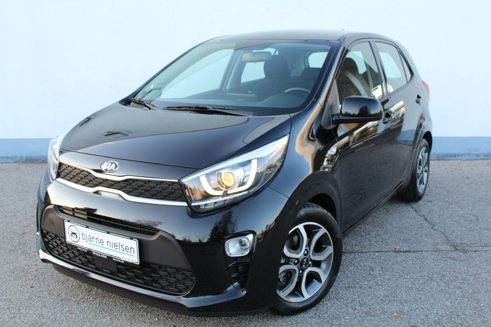 Kia Picanto 1,0 MPi Attraction