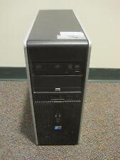 HP Compaq DC7900 Mini Tower PC Core 2 Quad Q8200 2.33GHz 4GB  RAM 160GB HD Win 7