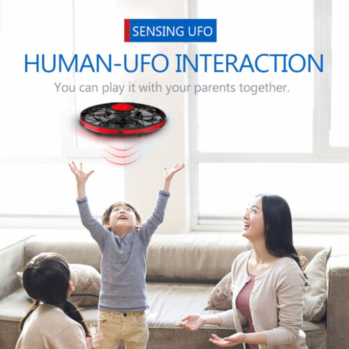 AIXIYI TB-830 Mini Drone Gesture Sensing UFO Indoor Infrared Hovering M7B5