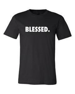 d2f52e327cbb1b Blessed T-Shirt Sneaker Tee Shirt To Match Jordan 11 Retro Concord ...