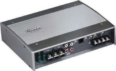 Clarion XC6120 Mono Class D Compact Amplifier 650W