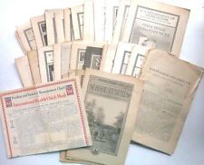 FARMERS BULLETIN United States Department of Agriculture Antique LOT 1917-1939