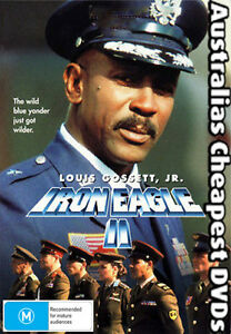 Iron-Eagle-2-DVD-NEW-FREE-POSTAGE-WITHIN-AUSTRALIA-REGION-ALL