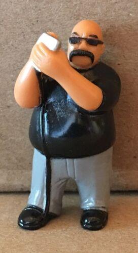 "Big Hoper Hopper Homies Series 5 Figurine ~2/"" tall Loose Action Figure"
