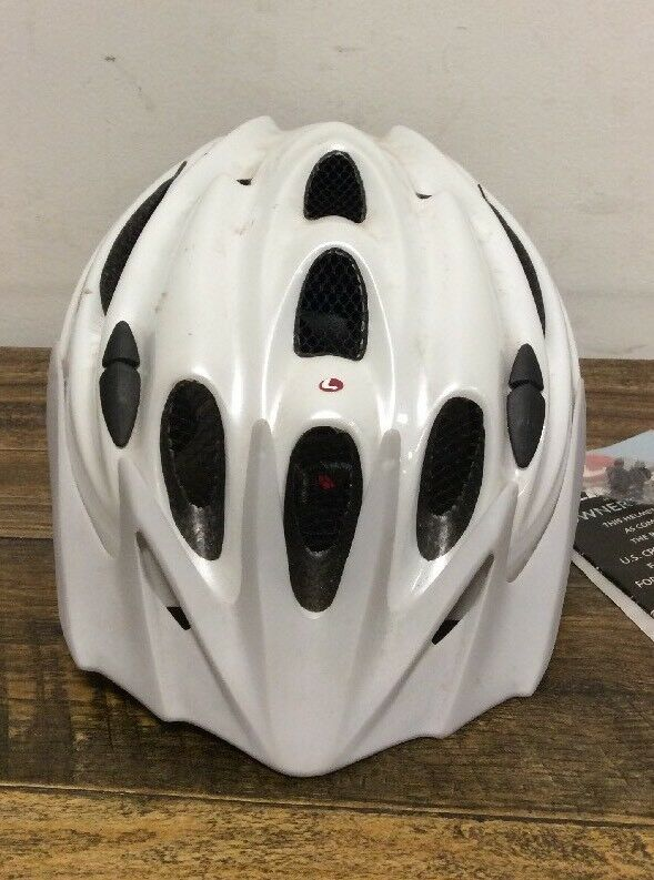 Limar 520 Cycling Helmet- NEW WITH TAGS- White- Racing  Cycling Helmet  free shipping & exchanges.