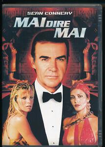EBOND Agente 007 Mai dire mai DVD D510006
