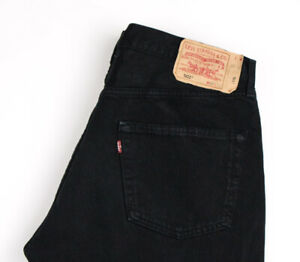 Levi's Strauss & Co Hommes 501 Jeans Jambe Droite Taille W38 L32 ARZ1237