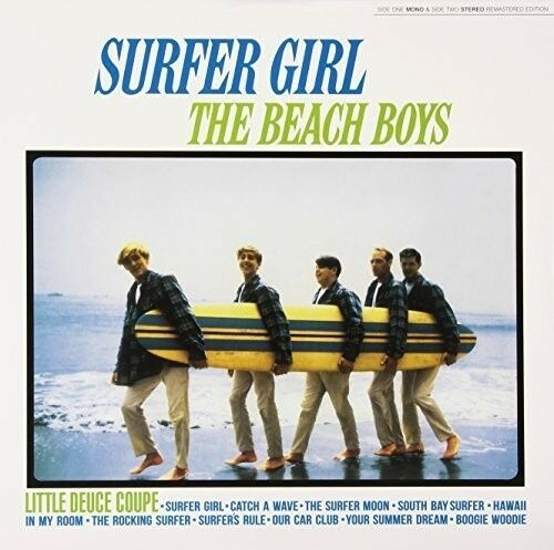 The Beach Boys - Surfer Girl [New Vinyl LP] UK - Import