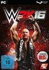 WWE 2K16 (PC, 2016, DVD-Box)