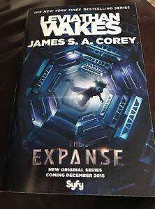 James sa corey new book