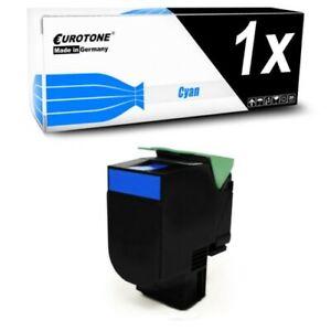 Cartridge Cyan for Lexmark X-544-N C-544-DTN X-548-DE X-544-DTN X-546-DTN