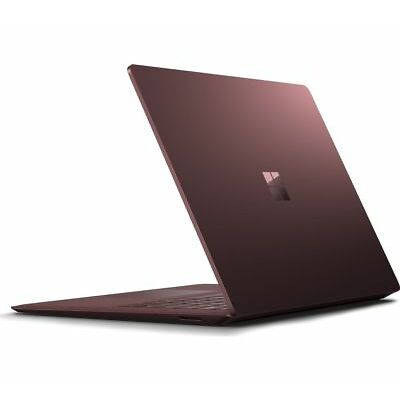 "MICROSOFT 13.5"" Surface Laptop - Burgundy - Currys"