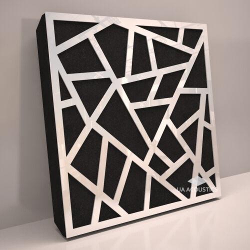 "4pcs 50*50*5cm Sound Absorption-Diffuse Acoustic Panel /""Skyross/"" for rec.studio"