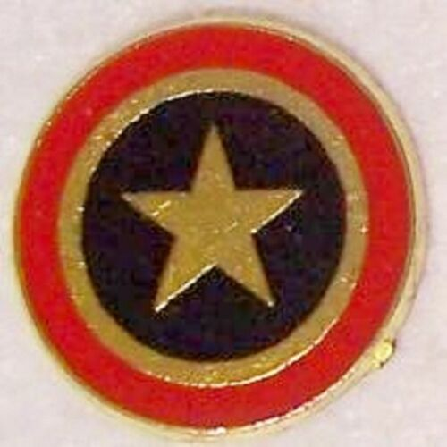Hat Lapel Push Tie Tac Pin 9th Logistical Command NEW