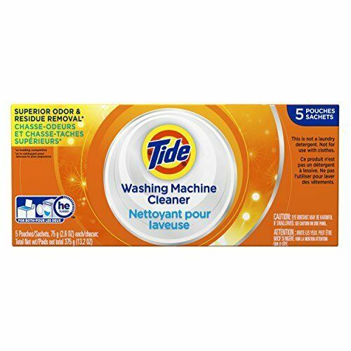 Washing Machine Cleaner by Tide, Washer Tablets for Front
