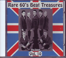 V.A. - RARE 60's BEAT TREASURES Volume 10 CD