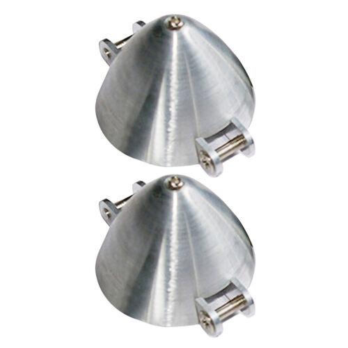 2PCS GEMFAN Aluminium CNC Spinner 30mm 35mm 40mm 45mm 50mm für Faltpropeller
