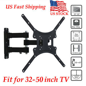 Tilt Swivel Tv Wall Mount Bracket Led Lcd For 32 34 37 38