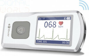 EMAY-Bluetooth-Portable-ECG-EKG-Monitor-for-iPhone-amp-Android-Mac-amp