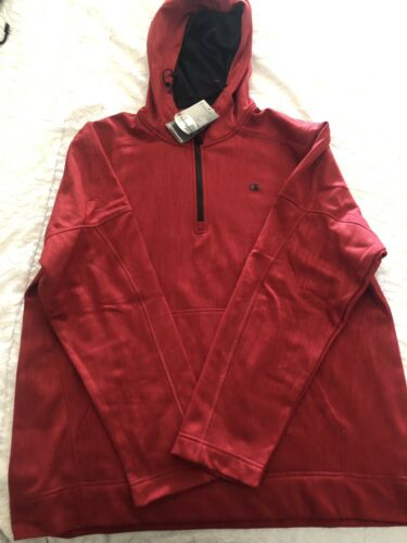 Champion Elite Hoodie Red Hoodie Elite Red Elite Champion Red Hoodie Champion SMzGVpqU