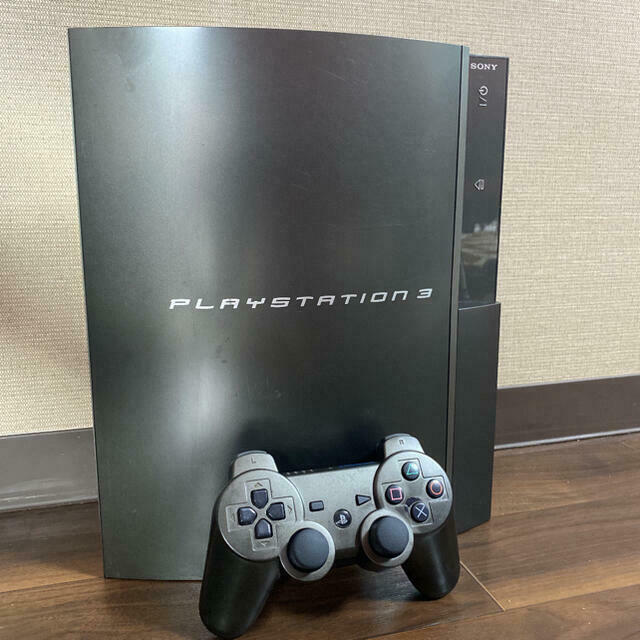 SONY PlayStation3 PS3 Metal Gear Solid 4 Limited HAGANE Ver. Body Japan Model
